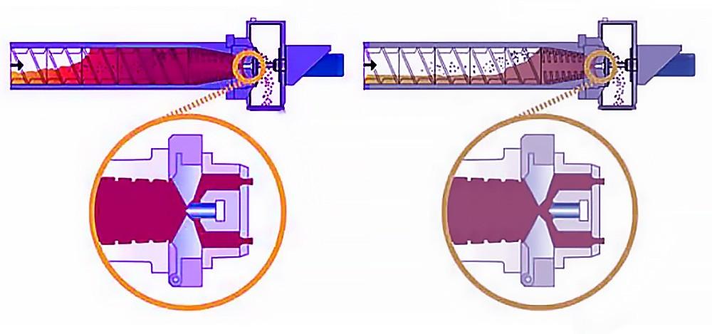 تصميم آلة بثق أغذية الحيوانات الأليفة (3)