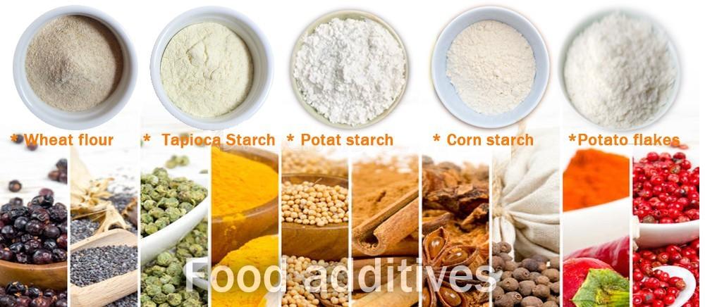 عملية تجهيز الأغذية الطارد برغي واحد (5)