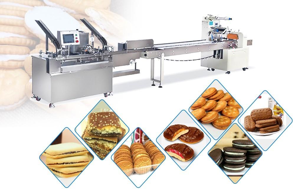 عملية آلات شطائر البسكويت (2)