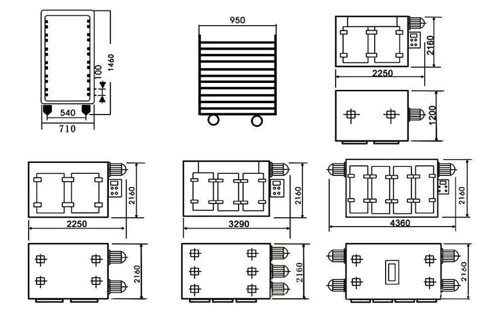 عملية آلة مجفف الطعام الصناعي (5)