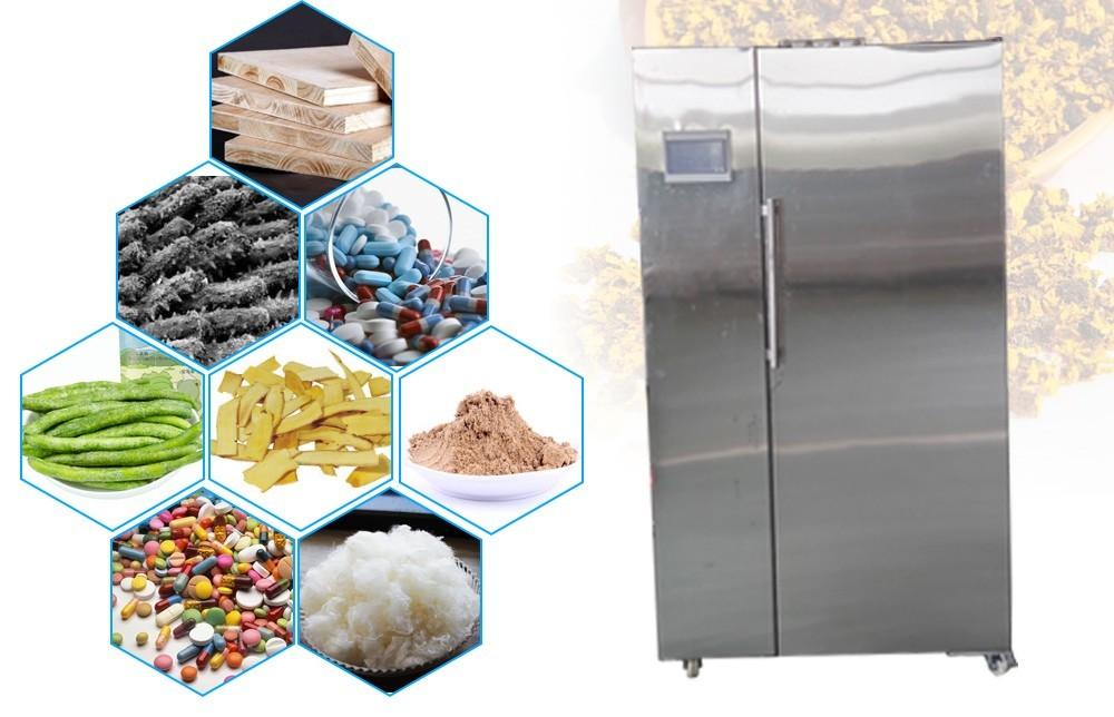 عملية آلة مجفف الهواء الساخن الصناعية (1)
