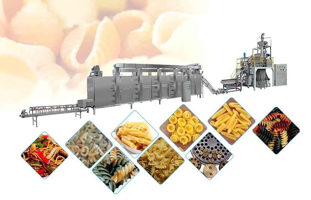 سعر آلة المعكرونة الأوتوماتيكية الصناعية (2)