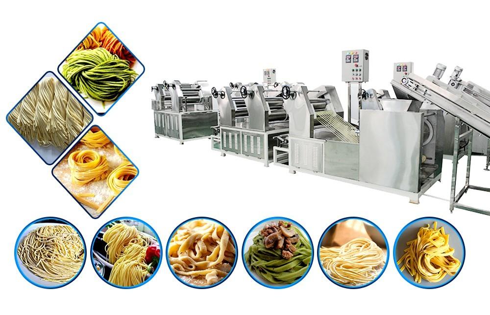 المعكرونة الأوتوماتيكية الصناعية ماكينة السعر (1)