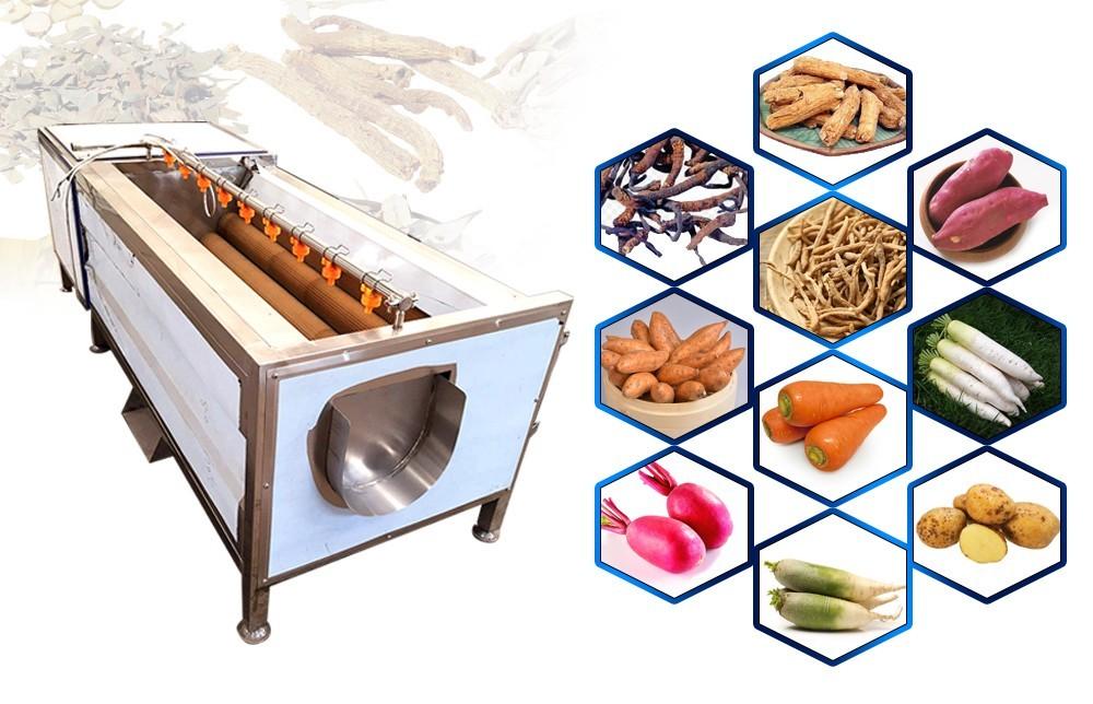 سعر آلة غسل فرشاة الخضروات (2)