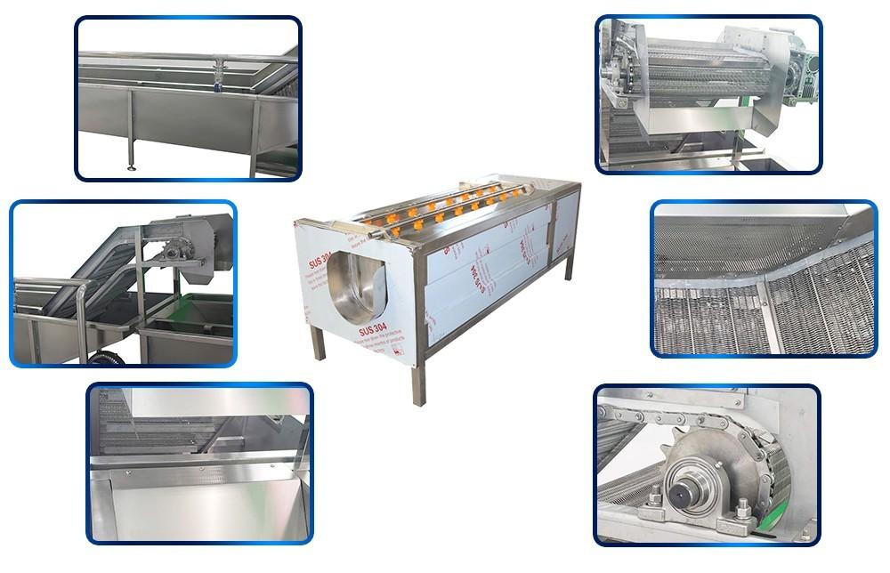 سعر آلة غسل فرشاة الخضروات (1)