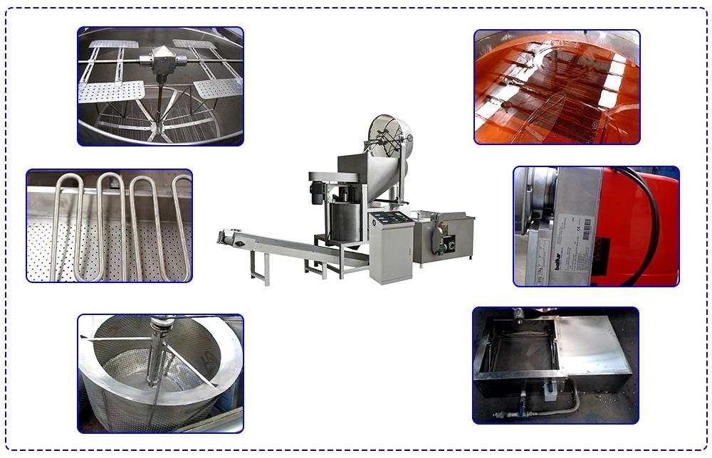 سعر آلة المقلاة العميقة الأوتوماتيكية (1)