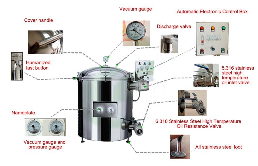 آلة تصفية زيت المقلاة العميقة الصناعية السعر (3)