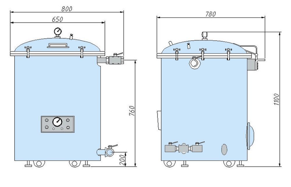 آلة تصفية زيت المقلاة العميقة الصناعية السعر (1)
