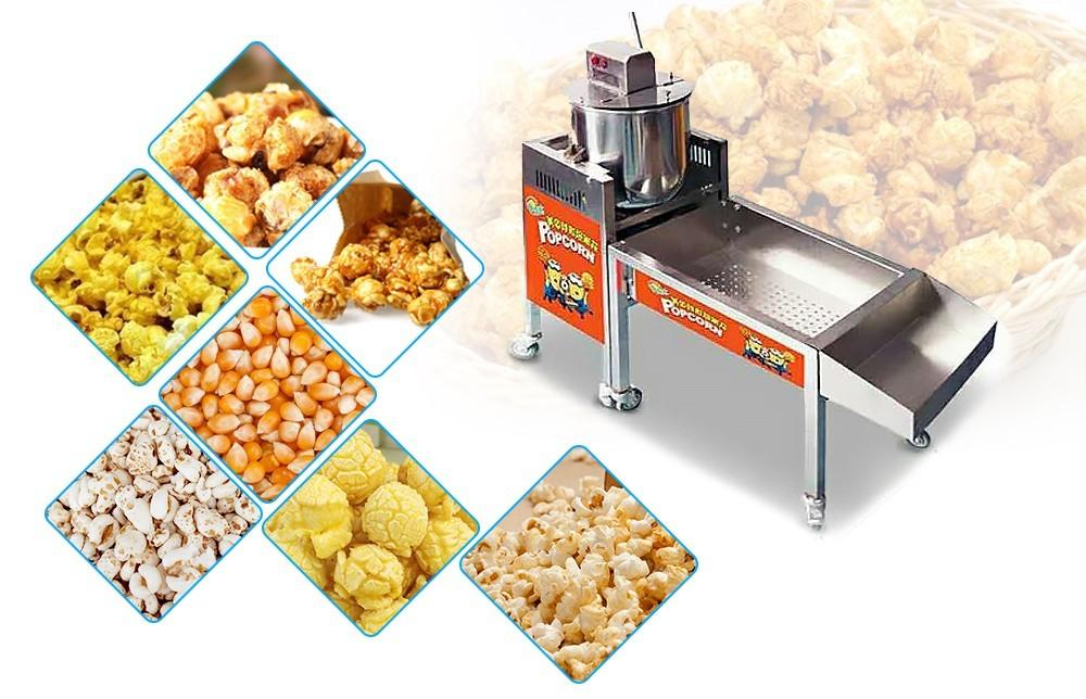 أسعار آلات صنع بوبر الفشار الصناعية (1)