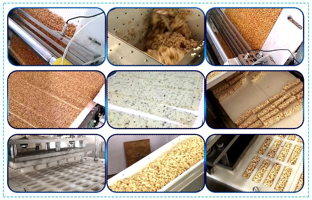 سعر خط إنتاج شريط البروتين (2)