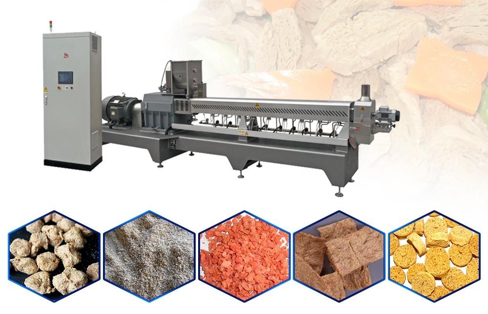 سعر آلة تصنيع قطع الصويا (3)