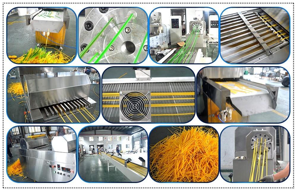 طحين الأرز الصالحة للأكل قش الشرب ماكينة السعر (3)