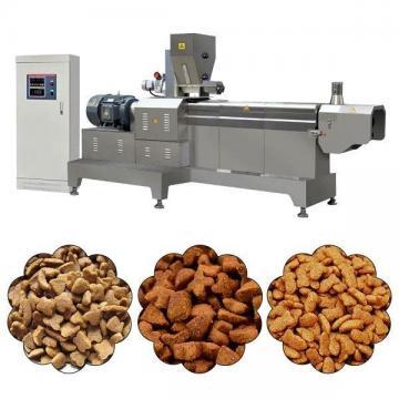 آلة بثق أغذية الحيوانات الأليفة