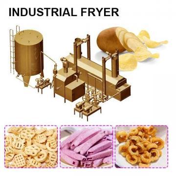 أنظمة آلة المقلاة العميقة الصناعية