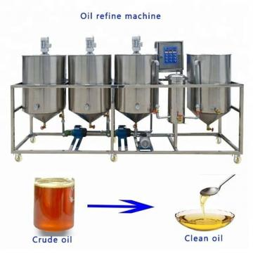 آلة تكرير النفط الخام 5-800T / يوم