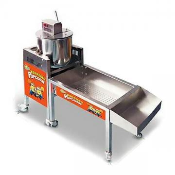آلات صنع بوبر الفشار الصناعية